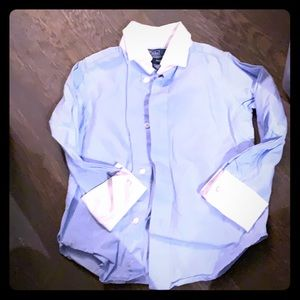 Ralph Lauren Polo Button up with French Cuffs